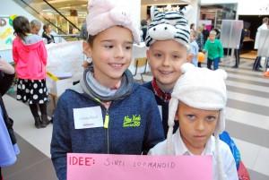 Sindi õpilased peavad vajalikuks loomahoiu asutamist oma kodulinna Foto Urmas Saard