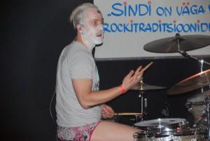 Sindi Rock 2015 peaesineja oli Winny Puhh Foto Urmas Saard