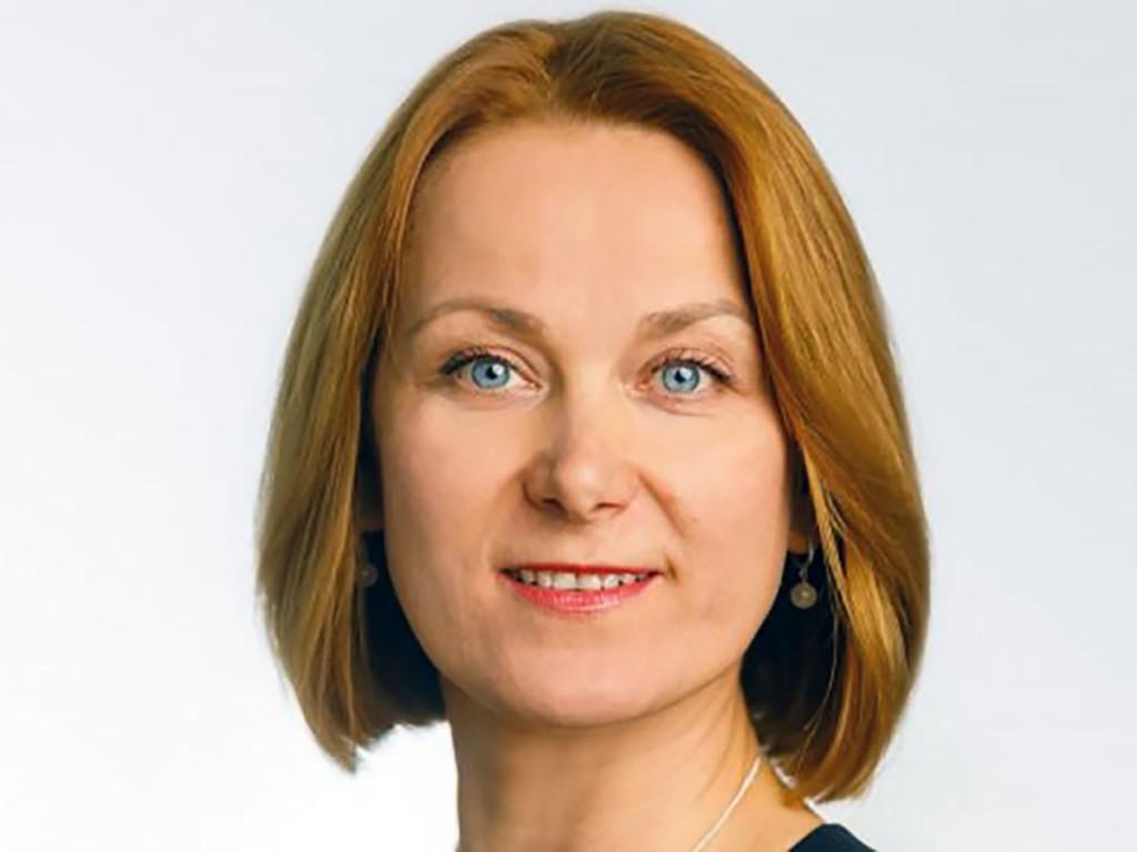 Siseministeeriumi asekantsler Viola Murd