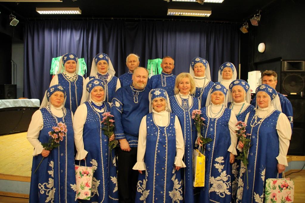 Slavjanotška tähistas 25. juubelisünnipäeva. Foto Sindi avatud noortekeskus