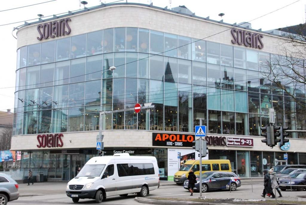 Solaris Tsallinnas Foto Urmas Saard