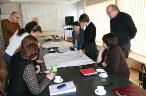 Soomaa planeeringu koosolek Pärnus.
