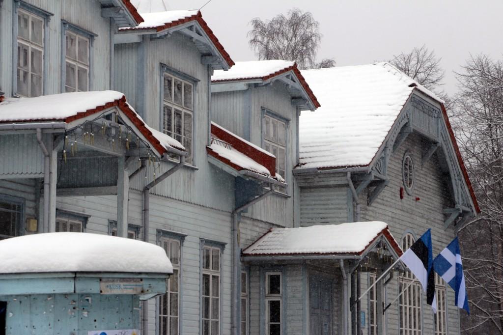 Tänane Raeküla Vanakooli Keskus Foto Mikko Selg
