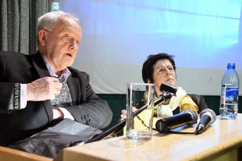 Teatrimees ja poliitik Jaak Allik Foto Urmas Saard