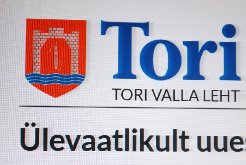 Tori Valla Teataja esimene number Foto Urmas Saard