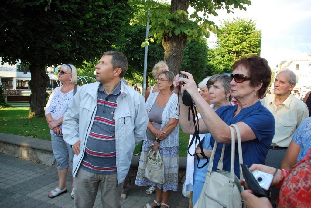 Turistid suvises Jurmalas Foto Urmas Saard