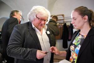 Urmas Dresen ja Anu Viltrop Foto Urmas Saard