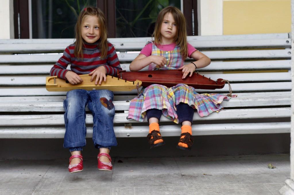 Väikesed kandlemängijad Foto Rait Pihlap