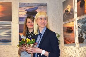 Kristina Mägi (vasakul) ja Kristina Lee.