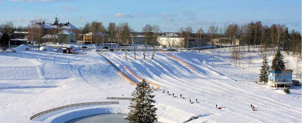 Winterplace Otepääl