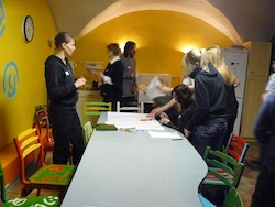 Uus ühine koostööprojekt viib noored kunstnikud erinevatesse asutustesse.