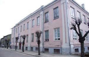 Hoones, kus praegu tegutseb Võru I põhikool, hakkab tulevikus pärast hoone renoveerimist asuma riigigümnaasium.