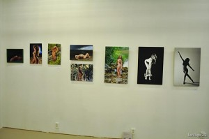 Hetk näituse avamiselt. Foto: MTÜ Eesti Fotoklubi