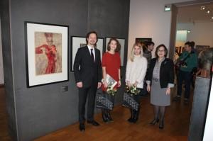 2015. aasta Eduard Wiiralti stipendiumite üleandmine Kumu kunstimuuseumis.  Foto: Kultuuriministeerium