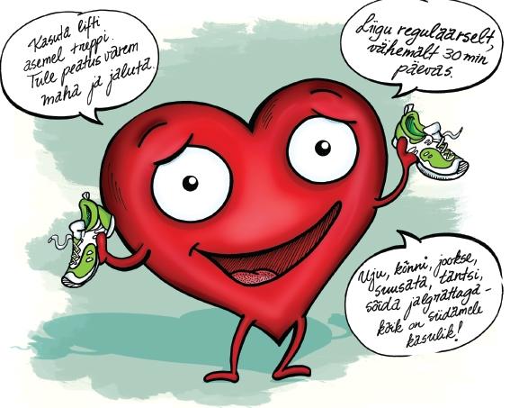südamenädal