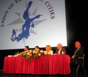 Läänemere Linnade Liidule valiti uus juhatus.