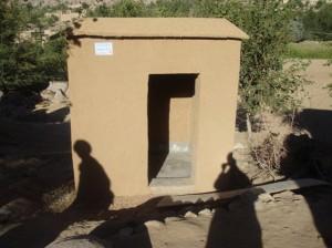 Välikäimla Afganistanis. Foto: erakogu